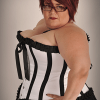Plus Size Bustiers and Corsets