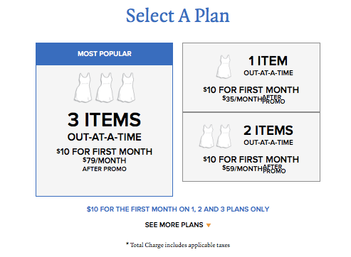 Pricing and Plan Selection