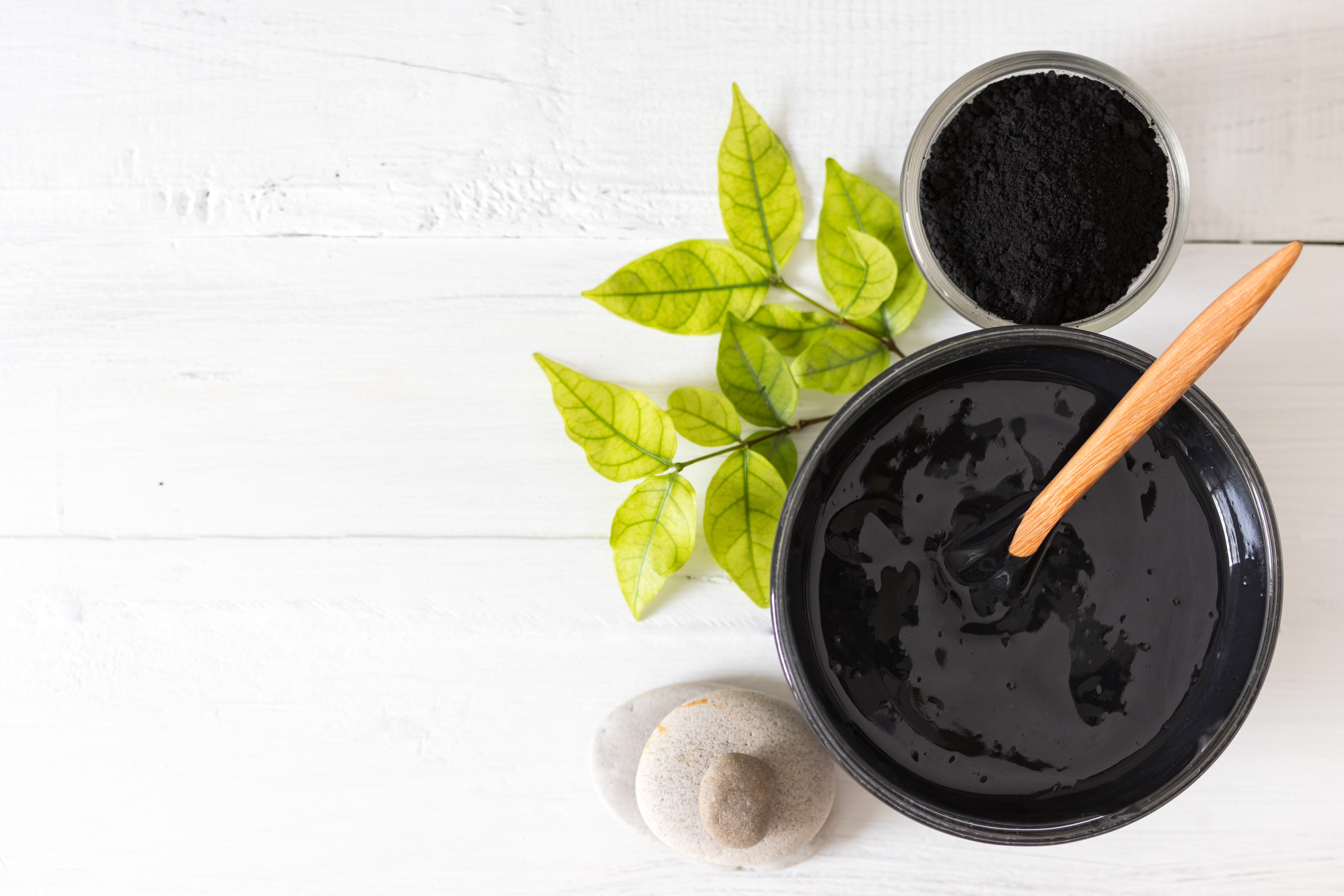 charcoal for skin care