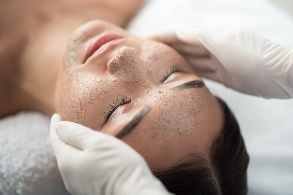 chemical peels skin care