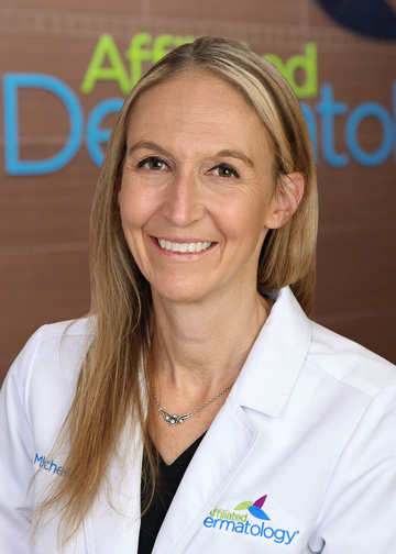 Michelle Brown affiliated dermatology