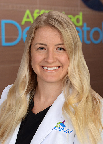 Kelly Harris, NP affiliated dermatology