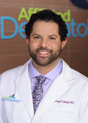 Dr. Michael Casey affiliated dermatology