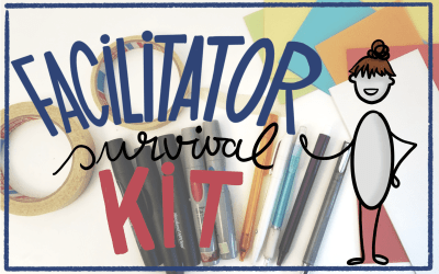 What is your Facilitator Survival Kit? – Pick the right workshop materials