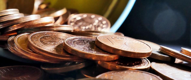 Cents Coins Euros Loose Change  - moritz320 / Pixabay