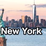 ニューヨークに移住します!