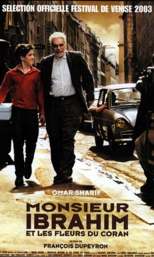 affiche du film Ibrahim et les fleurs du Coran