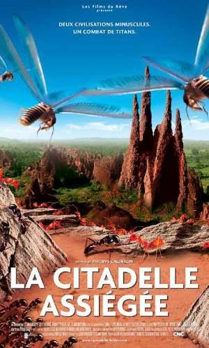 Affiche du film La citadelle assiégée
