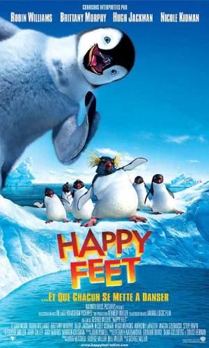 Affiche de film Happy Feet