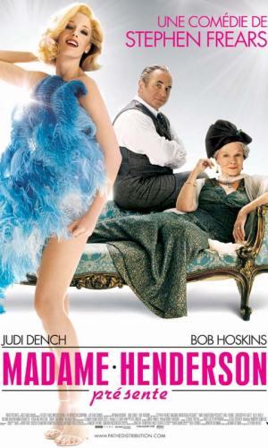 Affiche de cinéma du film Madame Henderson
