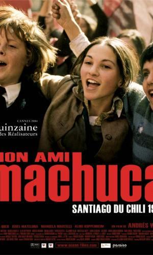 affiche du film Mon ami Machuca