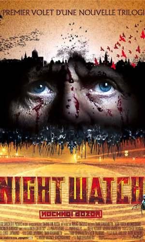 affiche du film night watch