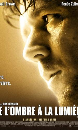 Affiche de cinéma du film De l'ombre à la lumière