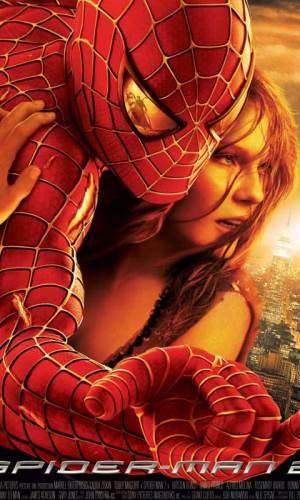 affiche du film de Spider man 2