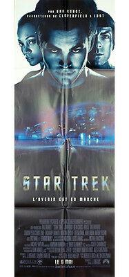 Affiche de cinéma Star Trek