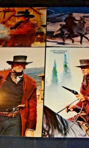 Affiche de cinéma Pale Rider