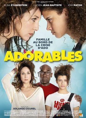 Affiche de cinéma Adorabled