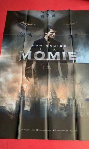 Affiche de cinéma La momie