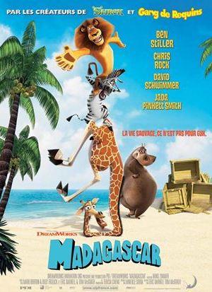 affiche 4x3mètres Madagascar