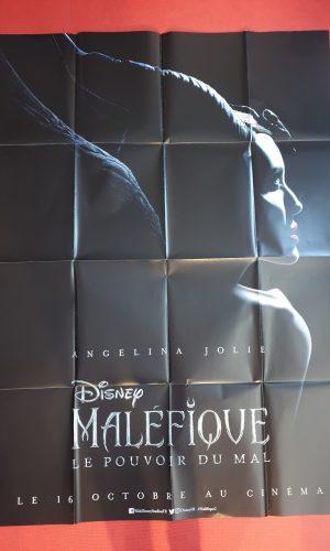 """Affiche de cinéma """"Maléfique"""""""