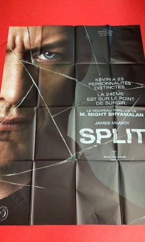 Affiche de cinéma Split