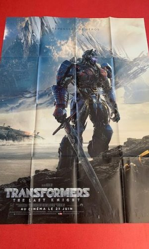 Affiche de cinéma Transformers
