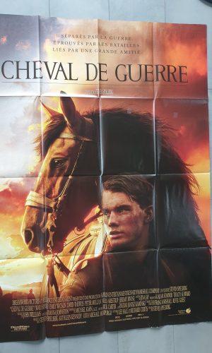 """Affiche film """"Cheval de Guerre"""""""