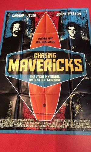 "Affiche du film ""Chasing Mavericks"" (2012)"