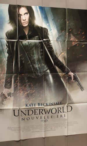 Affiche du film Underworld, nouvelle ère