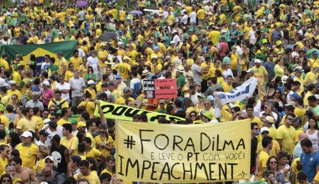 The Current Brazilian Crisis Explained