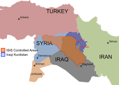 The Situation in Iraq on 8 August 2014