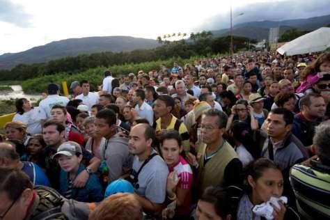 Venezuela Devolution