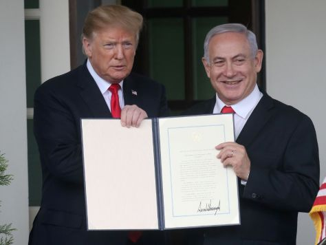 Golan Proclamation