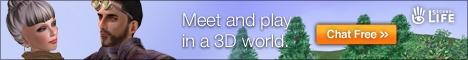 Registro gratuito en Second Life