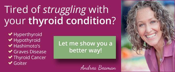 Nourishing Thyroid Health with Andrea Beaman