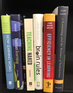 Books in the CFC related to student engagement