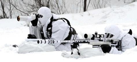 Asian SOF Sniper