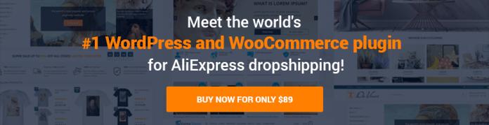 Meet #1 WordPress Plugin for dropshipping business