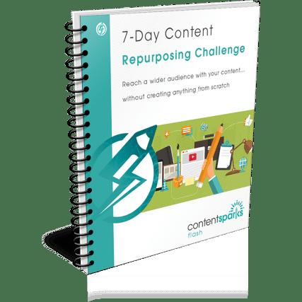 7-Day Content Repurposing Challenge