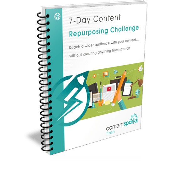 7-Day Content Repurposing Challenge