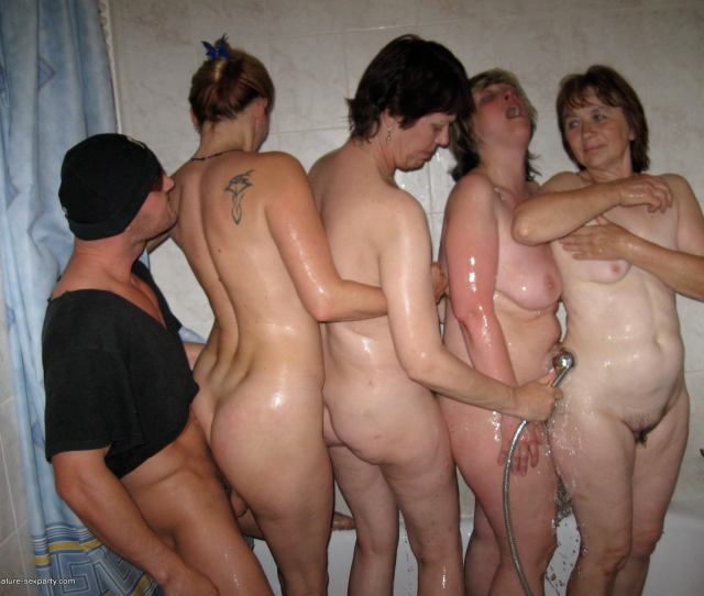 Mature Sex Women With