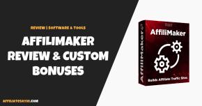 AffiliMaker Review (Kurt Chrisler): Is It Worth The Money?