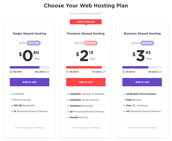 hostinger-pricing