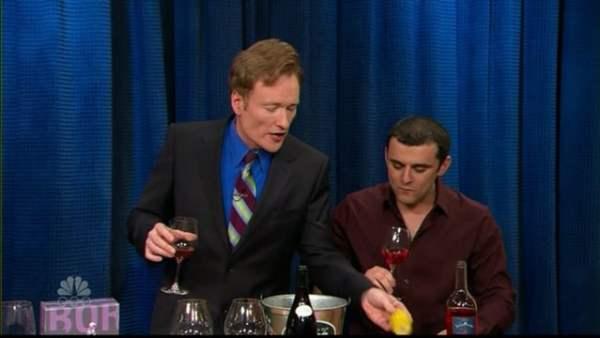 Video thumbnail for vimeo video Gary Vaynerchuk and Conan O'Brien -
