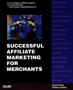 successful affiliate marketing for merchants cover
