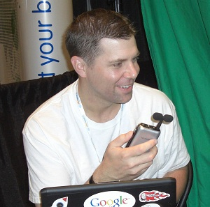 Shawn Collins wants to interview you