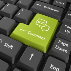 Is blog commenting dead?