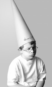 Don't be a dunce - use contracts.