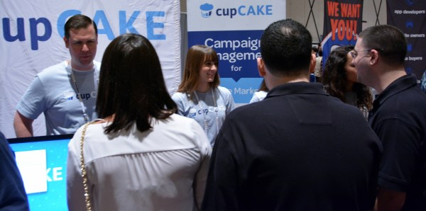Cake at Affiliate Summit West 2014
