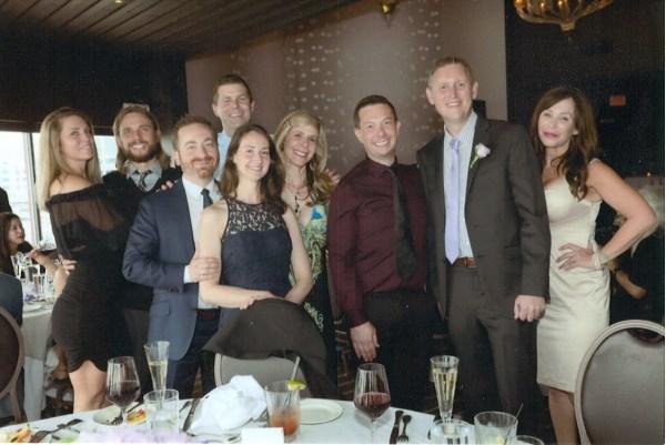 David Vogelpohl wedding
